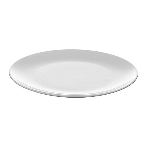 FLITIGHET - piring, putih, 26 cm | IKEA Indonesia - PE729547_S4