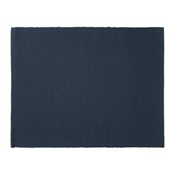 MÄRIT - Place mat, dark blue