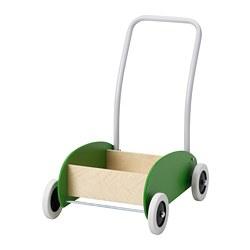 MULA - Toddle truck, green/birch