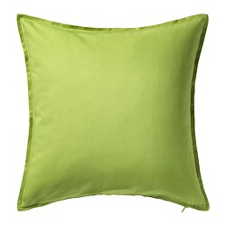 GURLI - Sarung bantal kursi, hijau