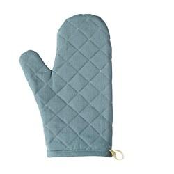 SANDVIVA - SANDVIVA, sarung tangan oven, tekstil/biru