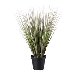 FEJKA - Tanaman gantung tiruan dalam pot, dalam/luar ruang rumput