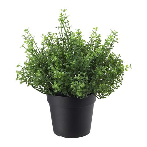 FEJKA tanaman gantung tiruan dalam pot