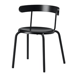 YNGVAR - Chair, anthracite