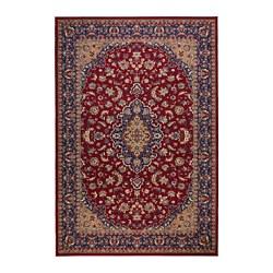 VEDBÄK - Karpet, bulu tipis, aneka warna