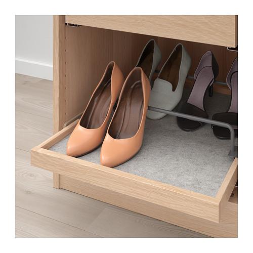 KOMPLEMENT laci dengan rel sepatu