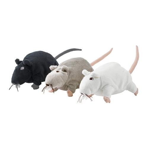 GOSIG RÅTTA soft toy