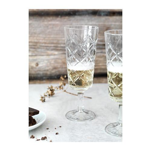 FLIMRA gelas champagne