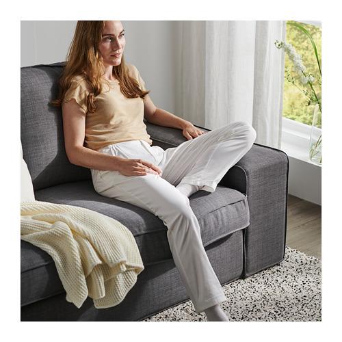 KIVIK - sofa 2 dudukan, Hillared antrasit | IKEA Indonesia - PH166241_S4
