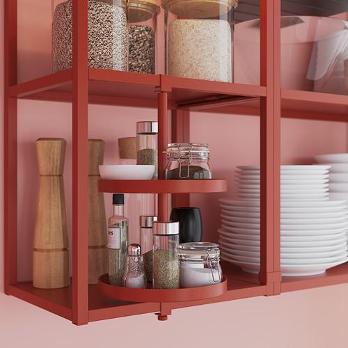 ENHET - rak putar, merah-oranye, 40x21 cm | IKEA Indonesia - PE784319_S4