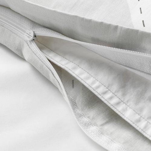 UPPTÅG sarung quilt dan sarung bantal