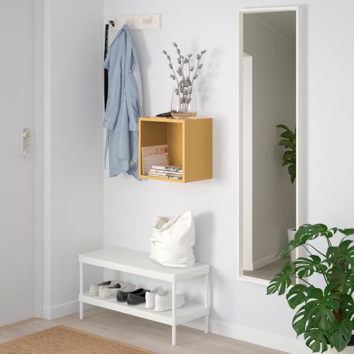 EKET - unit rak dinding, emas-cokelat, 35x25x35 cm   IKEA Indonesia - PE730353_S4