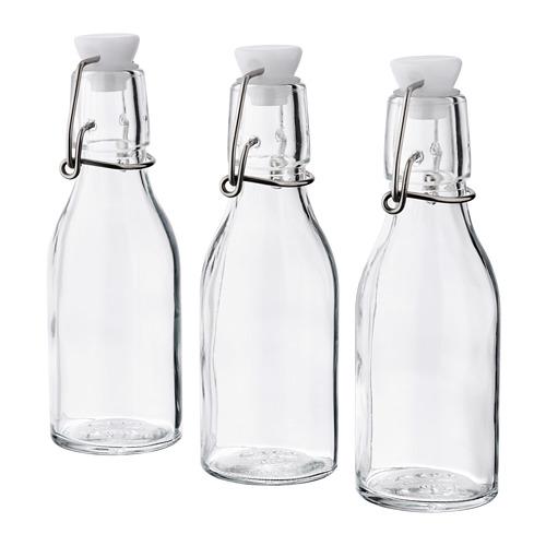 KORKEN botol dengan penutup
