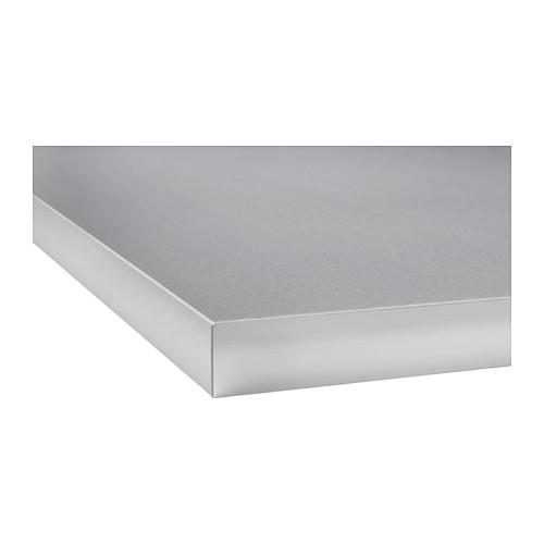 HÄLLESTAD permukaan meja dapur, dua sisi