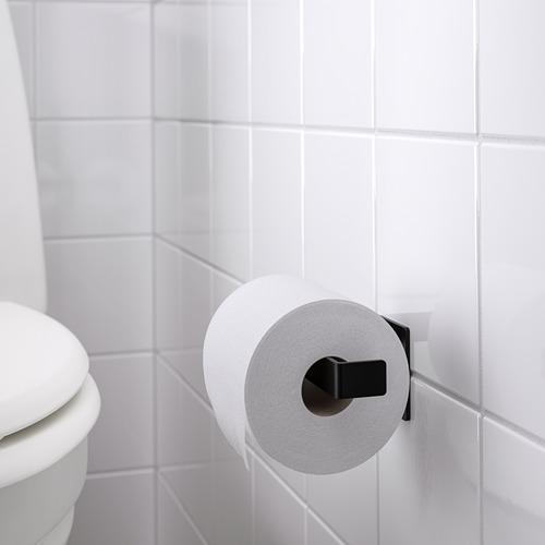 SKOGSVIKEN - tempat tisu toilet, hitam | IKEA Indonesia - PE784782_S4