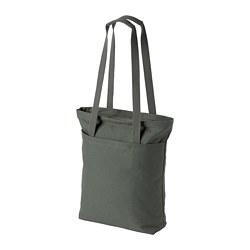 DRÖMSÄCK - Tote bag, olive-green