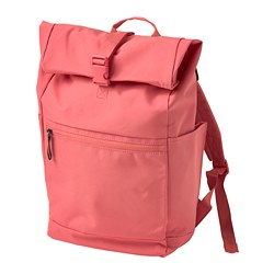 STARTTID - Backpack, pink-red