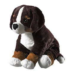 HOPPIG - Boneka, anjing/bernese mountain dog