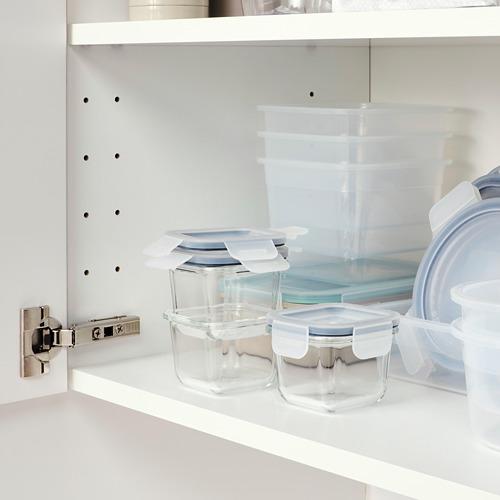 IKEA 365+ kotak makanan dengan penutup