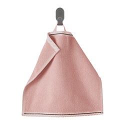 VIKFJÄRD - Handuk kecil, merah muda terang