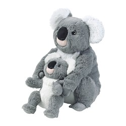 SÖTAST - Soft toy, koala