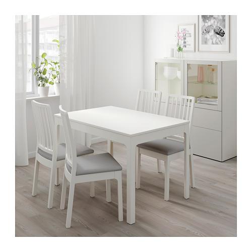 EKEDALEN meja yang dapat dipanjangkan
