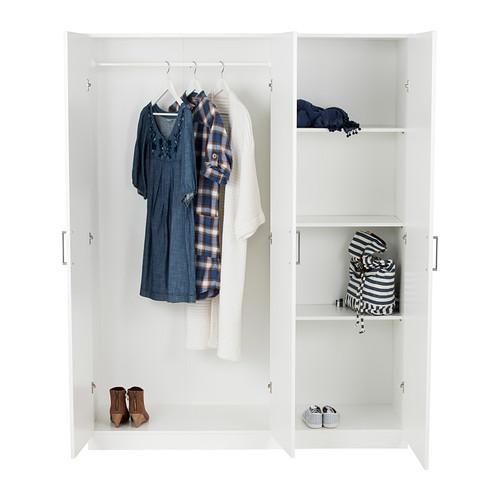 DOMBÅS wardrobe