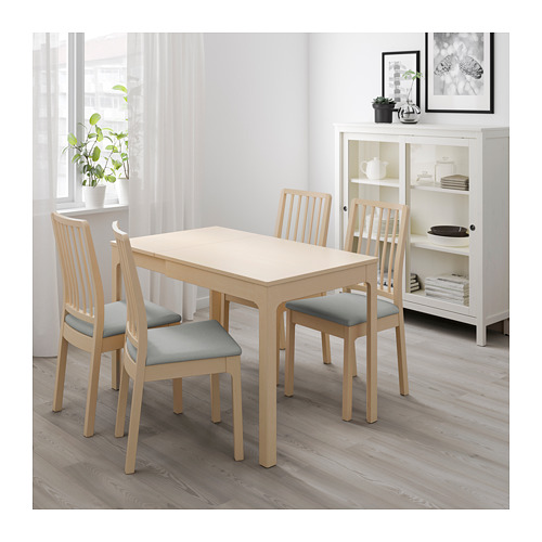 EKEDALEN extendable table