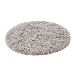 STEIVOR - Sheepskin chair pad, grey