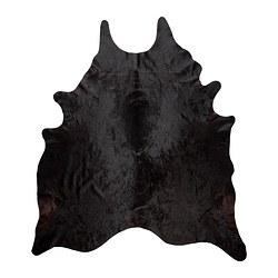 KOLDBY - Kulit sapi, hitam
