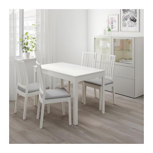 EKEDALEN extendable table