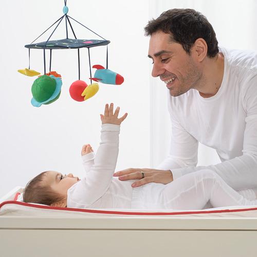 SKÖTSAM cover for babycare mat