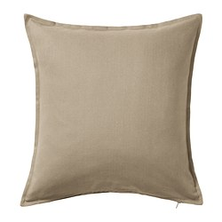 GURLI - Cushion cover, beige