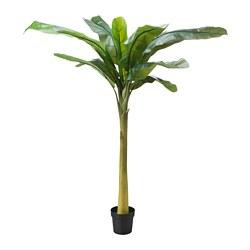 FEJKA - Tanaman tiruan dalam pot, dalam/luar ruang Pohon pisang