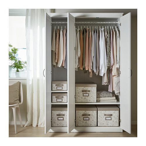 SONGESAND lemari pakaian