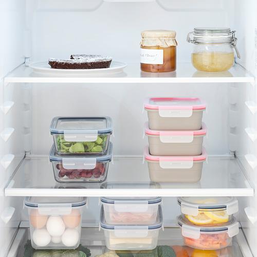 IKEA 365+ Kotak makan dg sisipan