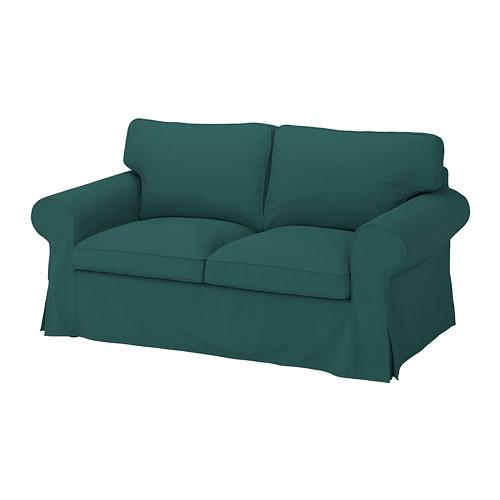 EKTORP sarung untuk sofa 2 dudukan