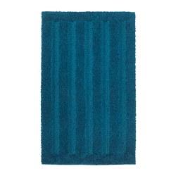 EMTEN - Bath mat, dark blue