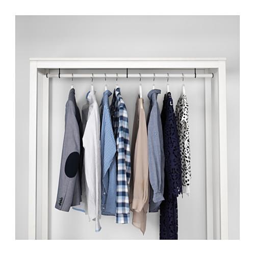 HEMNES lemari pakaian terbuka