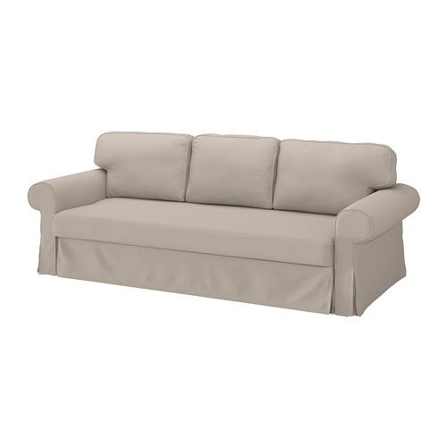VRETSTORP sofa tempat tidur 3 dudukan