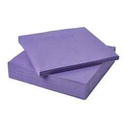 FANTASTISK - Serbet kertas, ungu