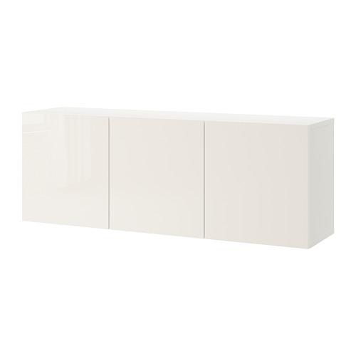 BESTÅ kombinasi kabinet dpasang di dnding