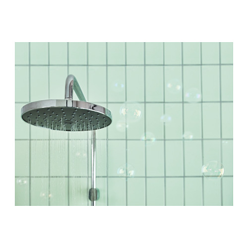 BROGRUND kit head/handshower dengan diverter
