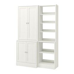 HAVSTA - Storage combination, white