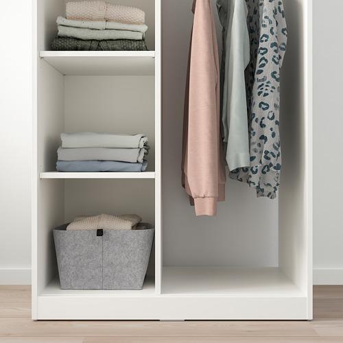 SYVDE lemari pakaian terbuka