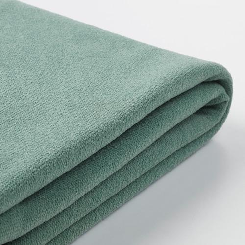GRÖNLID - sarung untuk bagian sofa-chaise, Ljungen hijau muda | IKEA Indonesia - PE666612_S4