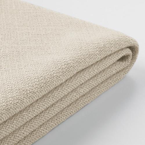 GRÖNLID - sarung untuk bagian sofa-chaise, Sporda alami | IKEA Indonesia - PE666593_S4