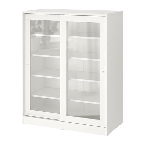 SYVDE kabinet dengan pintu kaca