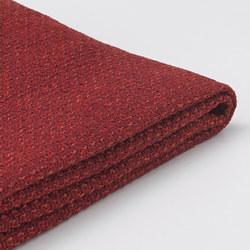 LIDHULT - Sarung untuk 1 bagian dudukan, Lejde merah-cokelat