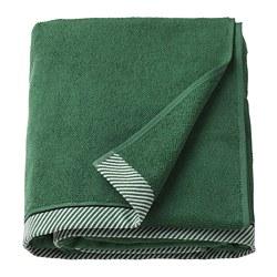 VIKFJÄRD - Handuk mandi, hijau